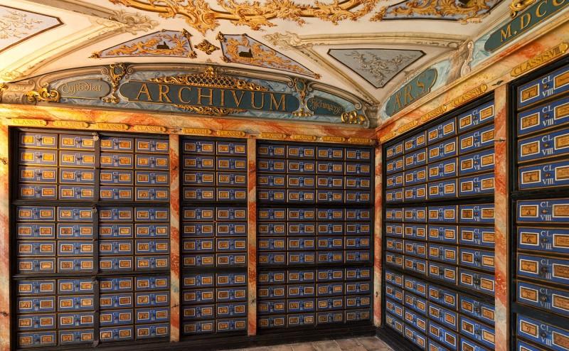Archiv Kloster Fischingen