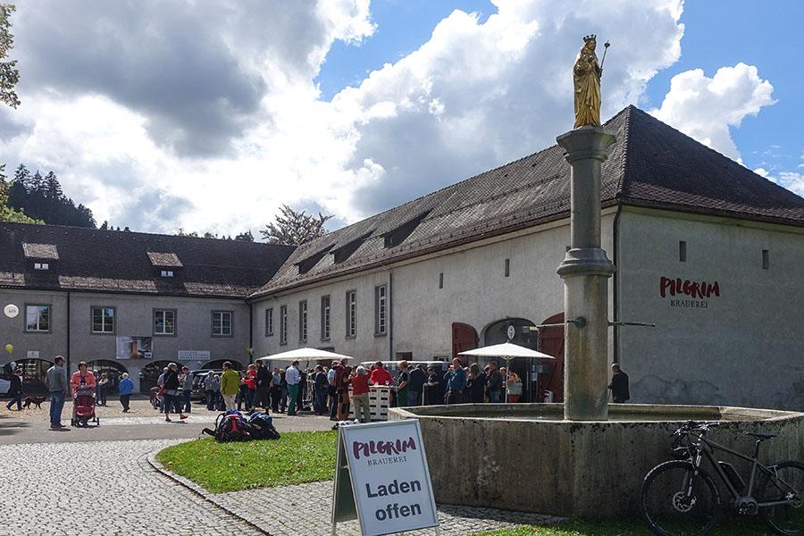 Herbstbierfest Kloster Fischingen 2015