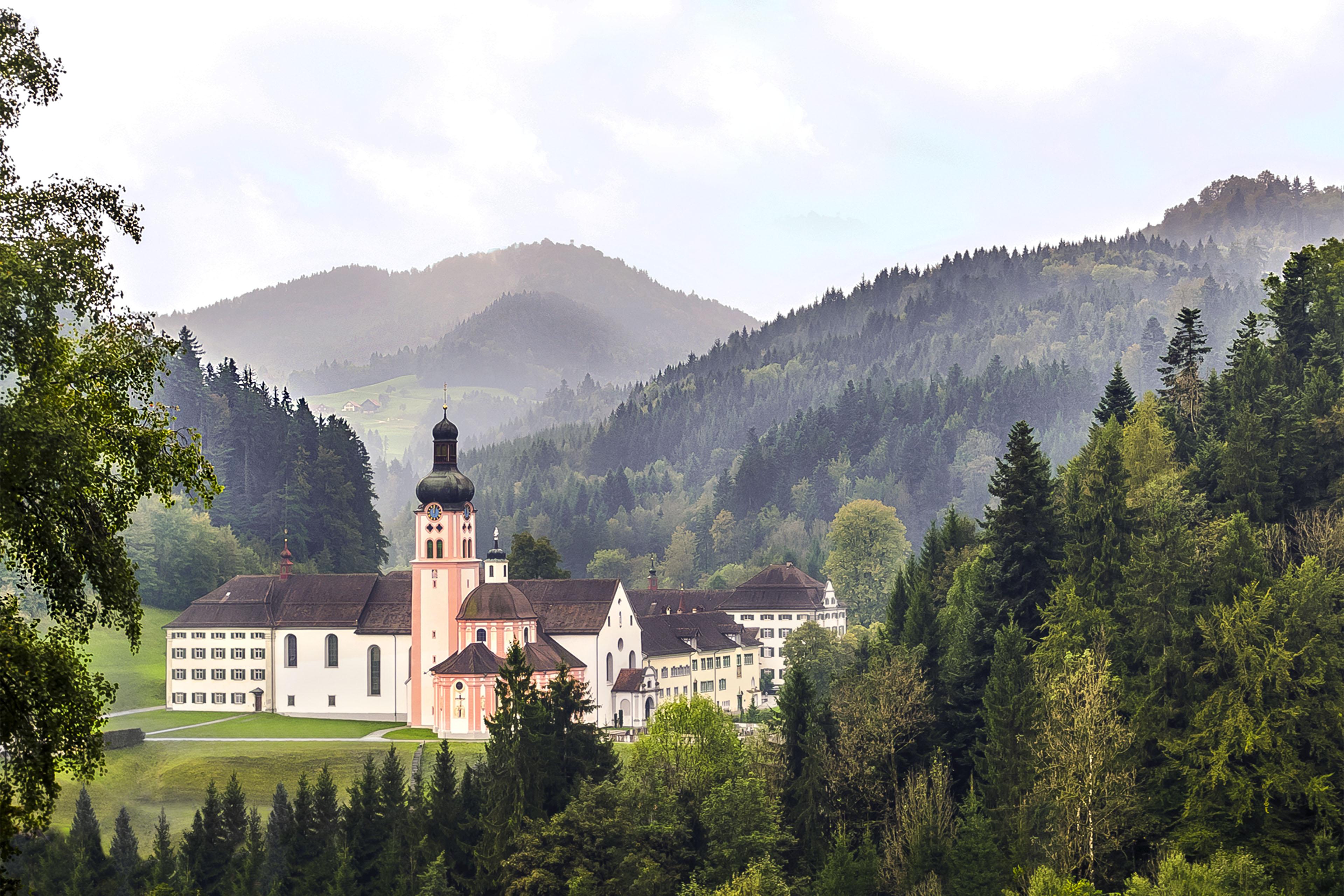 Benediktiner Kloster Fischingen