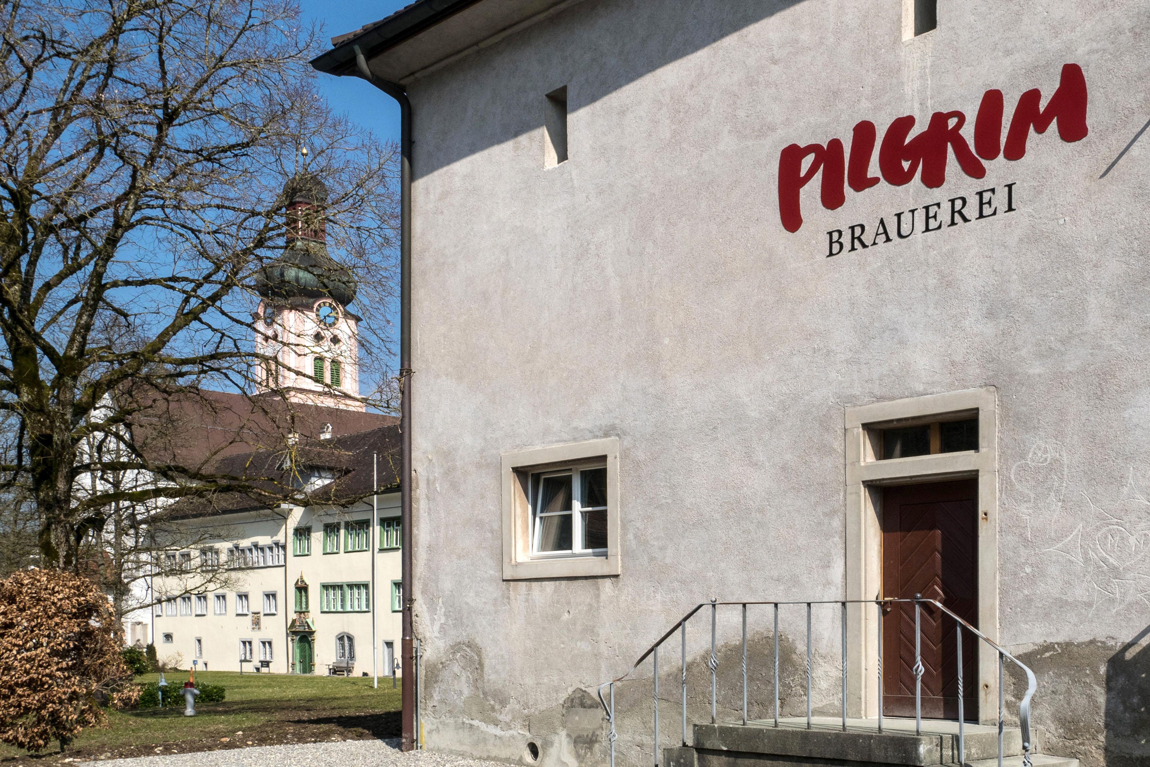 Einzige Klosterbrauerei der Schweiz
