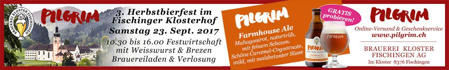 PILGRIM Herbstbierfest 2017