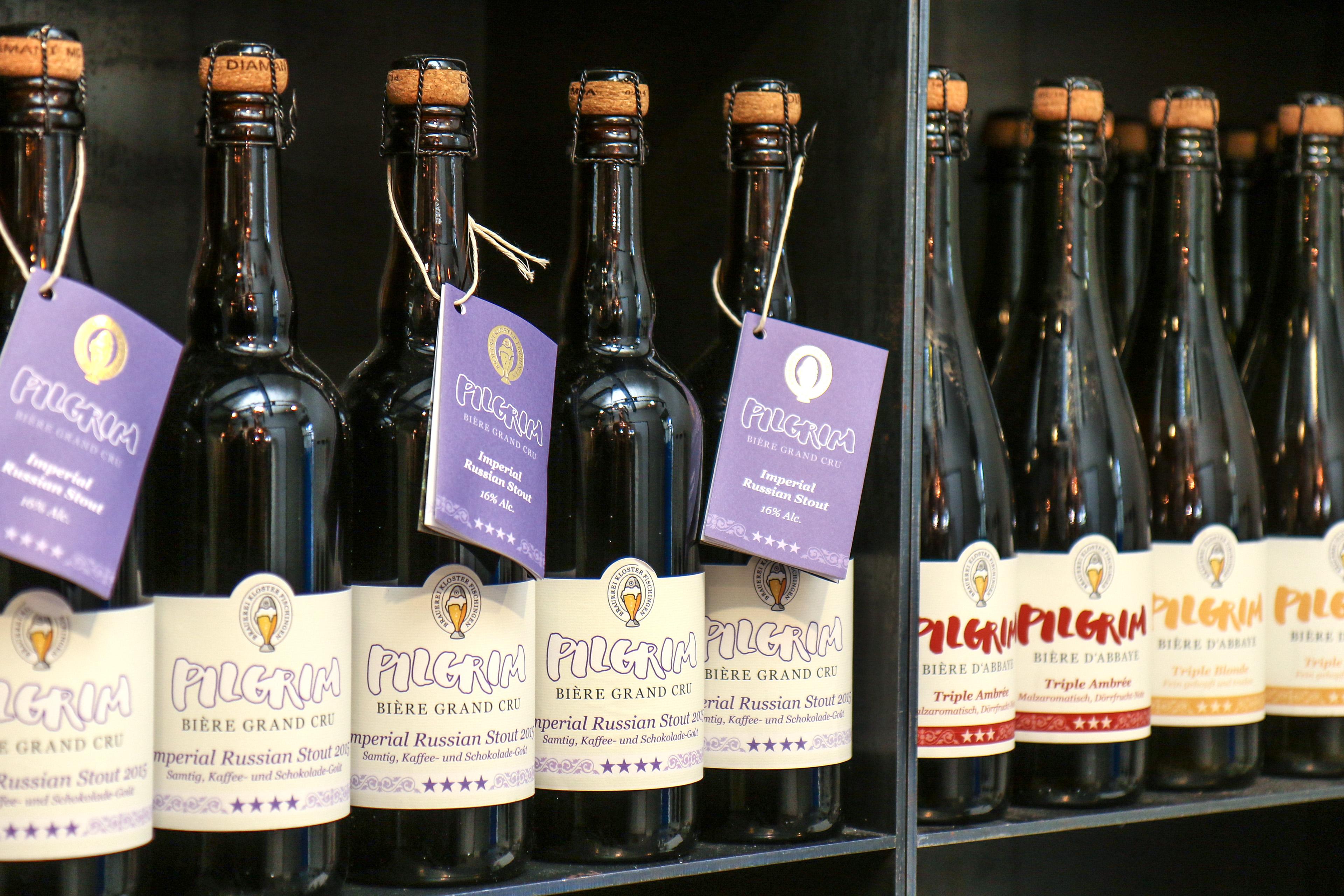 PILGRIM Bière Grand Cru Imperial Russian Stout 16%