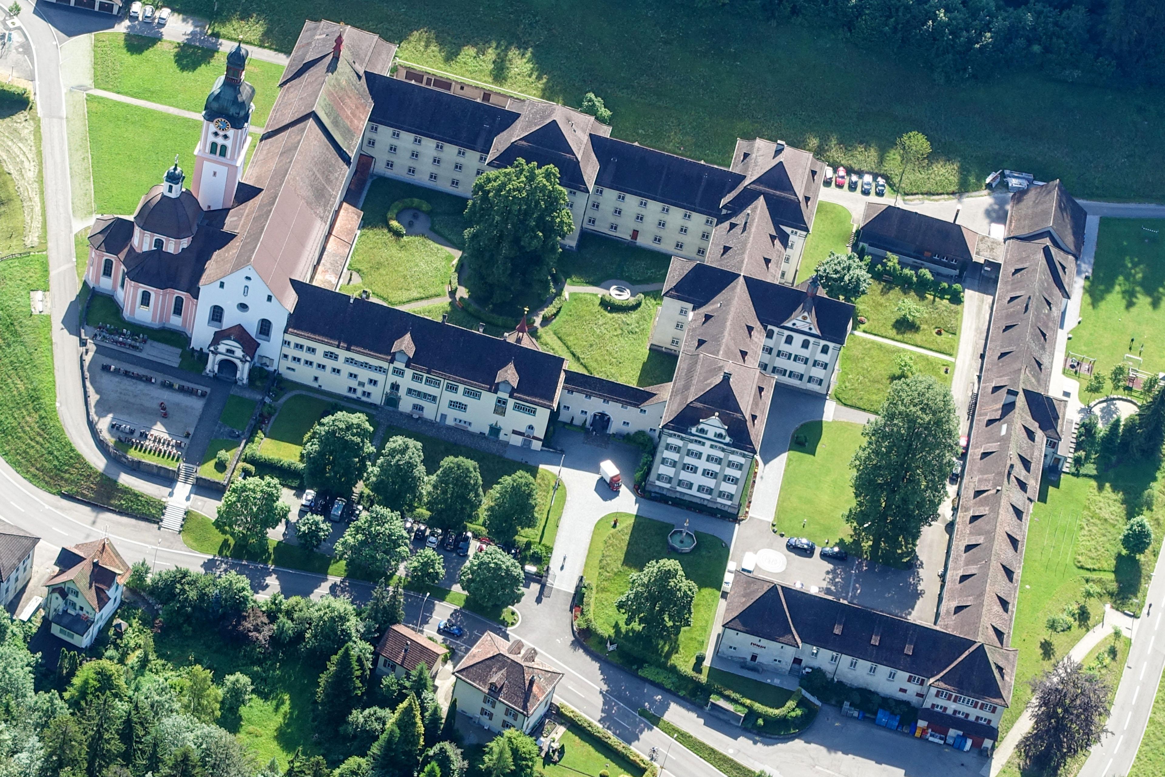 Benediktiner Kloster Fischingen - Schweiz