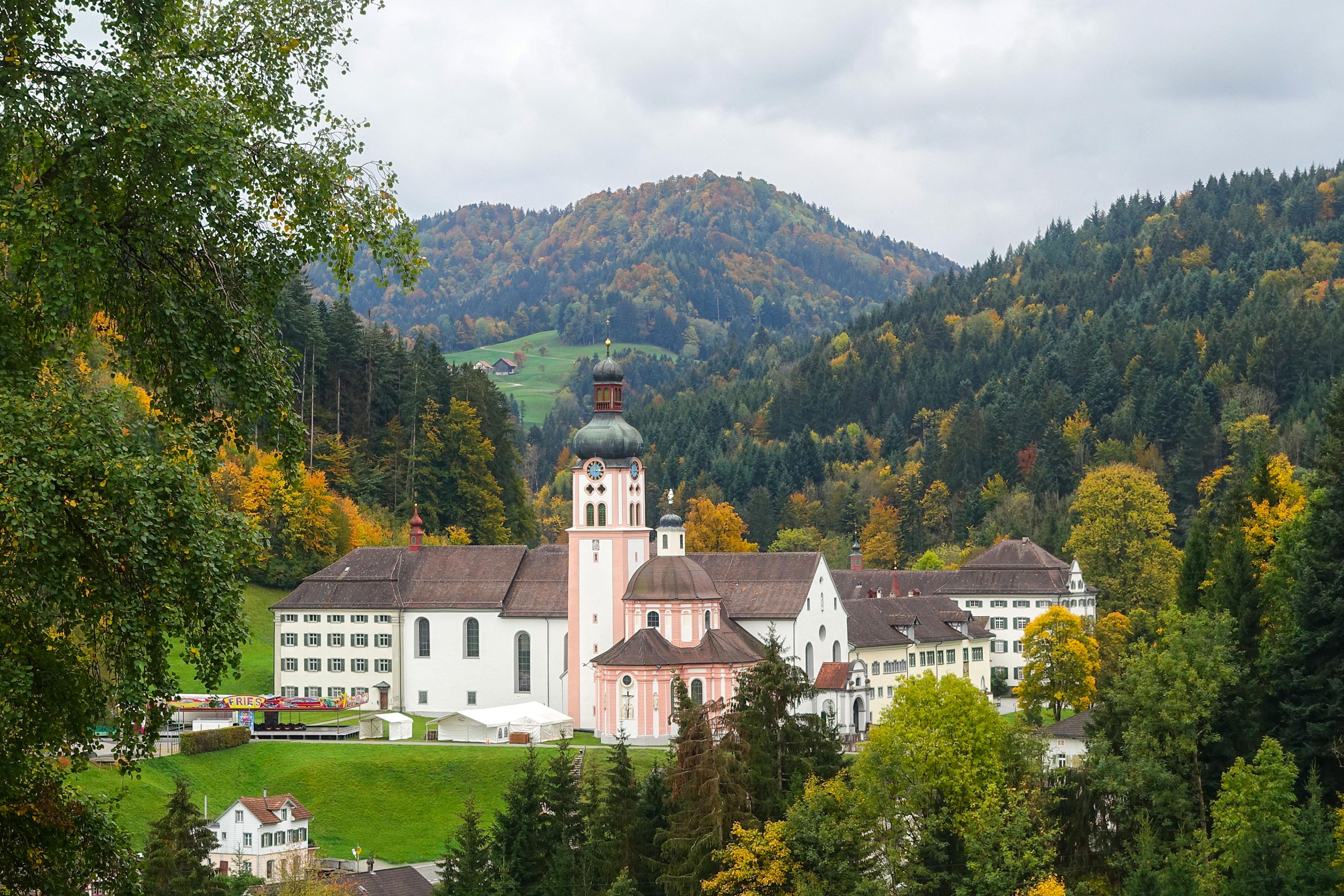 Benediktiner Kloster Fischingen - Home of PILGRIM